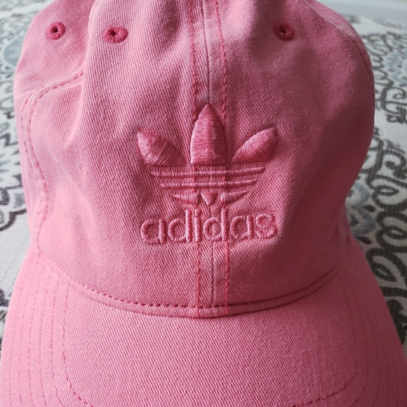 5ab7f2d8f1e adidas Accessories - Pink Adidas Hat